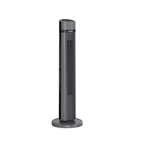 PELONIS PFT40A4AGB Electric Oscillating Stand Up Tower Fan, 40-inch, Black 2020 New Model, 3 Speed, up to 15h Timer, LED Display, Remote Control...