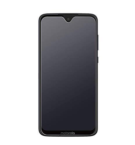 JundD Kompatibel für 3-Pack Motorola Moto G7 Plus Schutzfolie, [Antireflektierend] [Nicht Ganze Deckung] [Anti Fingerabdruck] Matte Folie Bildschirmschutzfolie - [Nicht für Moto G7 Play/G7 Power/G7 Supra]