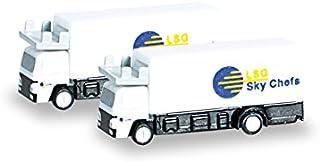 Daron Herpa (2) 1/400 Catering Trucks