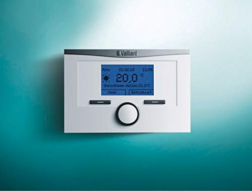 Vaillant 20124485 calorMATIC 350F Raumtemperaturregler, eBUS-Regelungstechnik