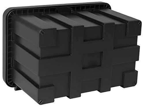 28l Unterbaubox für Nutzfahrzeuge oder Anhänger, Staubox, Werkzeugkiste, Gurtkiste, Deichselbox - 2