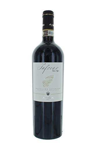 INFERNO Valtellina Superiore DOCG - Nino Negri - Vino rosso fermo 2016 - Bottiglia 750 ml