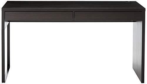 IKEA MICKE Desk, Black-brown