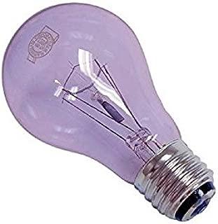 Chromalux Lumiram Full Spectrum Light Bulb, 75W Clear