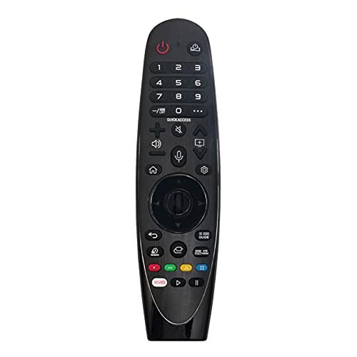 ALLIMITY AN-MR19BA Reemplazo de Mandos a Distancia por LG Magic NanoCell OLED 4K TV 43UM7600PLB 49SM8200PLA 55UM7450PLA...