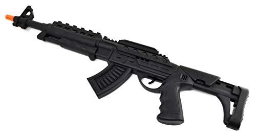 ARUNDEL SERVICES EU Juguete AK-47 Fusil de Asalto Pistola de Juguete con Sonido Ejército de Soldados de Rifle Pistola de Juguete Arma del ejército