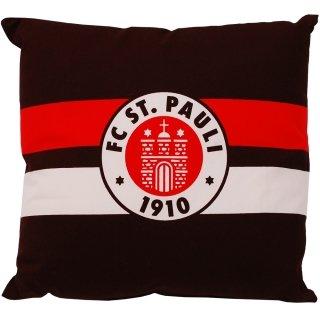 St. Pauli Kissen Logo