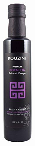 Kouzini Ultra Premium Royal Fig Balsamic Vinegar (250ML Bottle)
