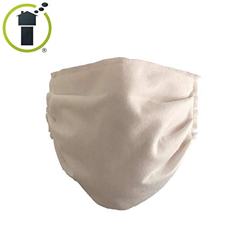 Behelfs-Mundschutz-Maske - abkochbar - sofort lieferbar - 5er Set