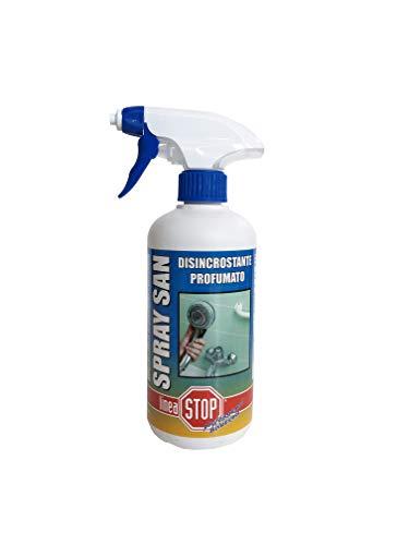 Linea Stop Professional Solutions Spray San Stop Anticalcare Detergente, nd, Taglia Unica