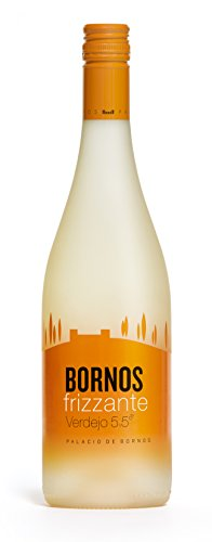 Bornos Vino Frizzante Verdejo Botella, 75cl