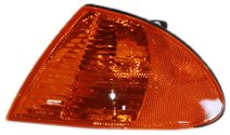 TYC 18-5356-00 BMW 3 Series Front Driver Side Replacement Parking/Signal Lamp Assembly