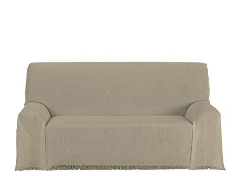 DHESTIA Mehrzweck Sofabezug Tagesdecke Foula...