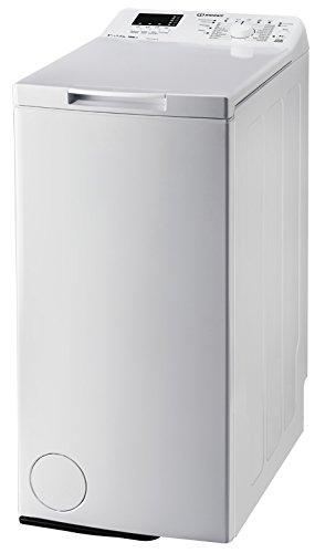 Indesit ITW D 61052 W (IT) Libera installazione Caricamento dall'alto 6kg 1000Giri/min A++ Bianco lavatrice