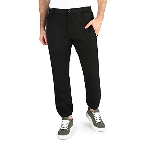 Calvin Klein Jeans Galf Jogging Pant, Pantaloni Uomo, Nero (Tommy Black), 48 (Taglia Produttore: Medium)