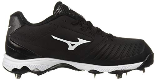 9-SPIKE ADVANCED SWEEP WOMENS 4 10 Black/White