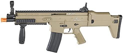 FN Scar-L Spring Powered Airsoft Rifle, Tan, 300 FPS