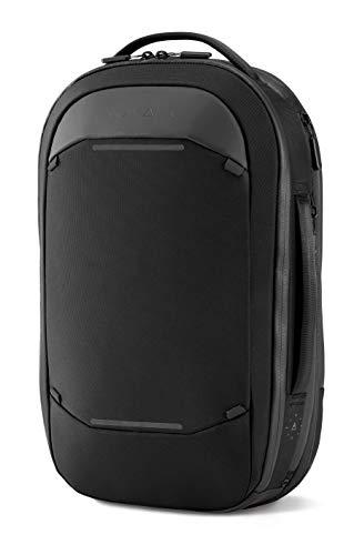NOMATIC Navigator Premium Everyday Mochila 15L con expansión integrada de 6L - Anti-robo, resistente al agua y paso de acordes, mochila de viaje para portátil