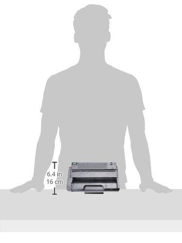 Ricoh 406989 SP 3500XA Toner Cartridge Black - in Retail Packing