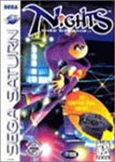 NiGHTS into Dreams (with 3D Control Pad)