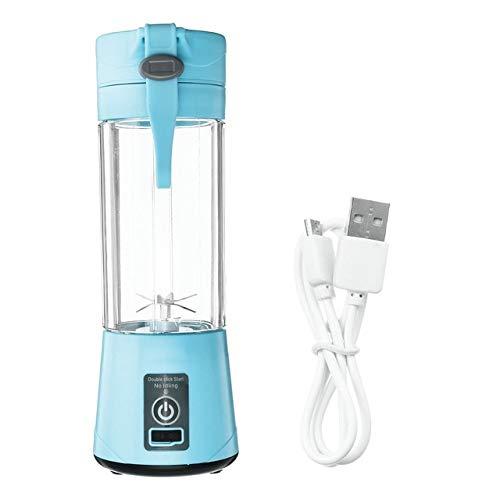 Mdsfe Mini frullatore Elettrico Portatile per frullatore di Frutta Macchina per frullatore per frullatore - Blu