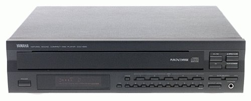 Yamaha CDC-665 5-CD Changer (Discontinued by Manufacturer)