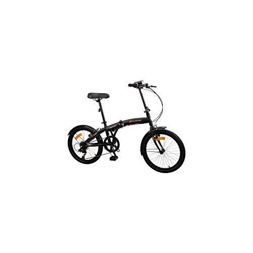Mercier Vélo Pliant 20 Pouces Noir