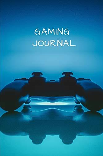 Gaming Journal: Blank