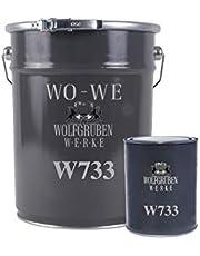 2K Imprimación adhesiva epóxica fijador endurecedor de superficie W733-9Kg