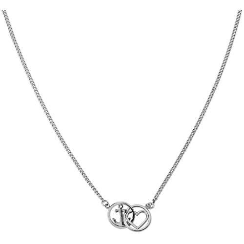 Tom Hope Love&Hope L&H Silver Halskette Silber TM0386