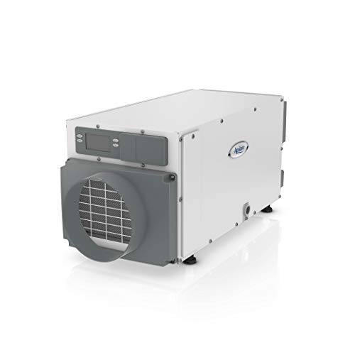 Aprilaire 1820 Pro Crawlspace Dehumidifier, 70 Pint Commercial Dehumidifier for Crawl Spaces up to 2,800 sq. ft.,Gray
