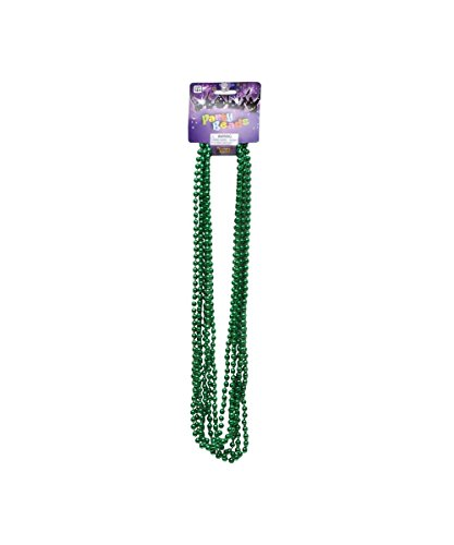 Forum Novelties Beaded 33' Necklace Adult Costume Jewelry, G