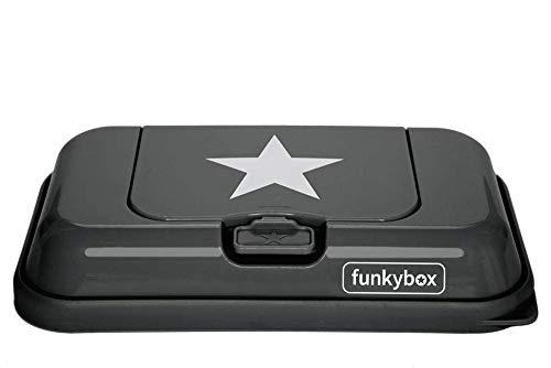 Funkybox FBTG15 - Estuches y dispensadores para toallitas