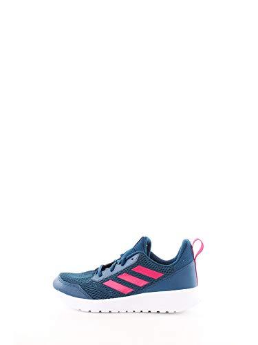 adidas Jungen Unisex-Kinder Altarun K Fitnessschuhe, Mehrfarbig (Multicolor 000), 29 EU