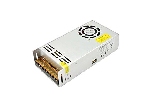 Dapenk Led Strip Streifen Netzteil 12v Volt Trafo Stripes Beleuchtung Treiber Dc Streifen Adapter 600w(PS600-12V)