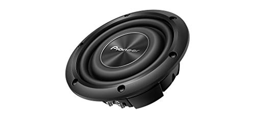 "Pioneer 8"" Shallow-Mount Subwoofer with 700 Watts Max. Power"