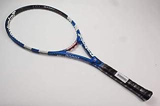 【中古 テニスラケット】 バボラ ピュア ドライブ プラス 2009年モデル (BABOLAT PURE DRIVE +)(グリップサイズ:G2)c20080112c