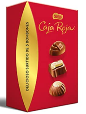 Chocolate Nestle Caja Roja - 18 Und