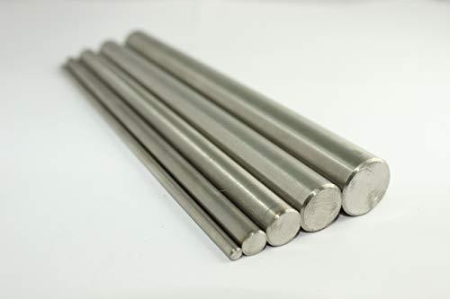 Rundstahl 4mm Länge 1000mm/100cm/1mtr. Edelstahl Stab Rundeisen V2A 1.4301 schweißbar