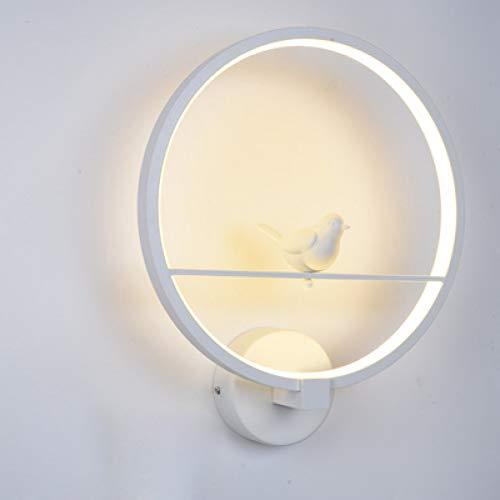 LED wandlamp - Modern Art Engel creatieve houder voor bedlampje slaapkamer woonkamer High Power LED kroonluchter