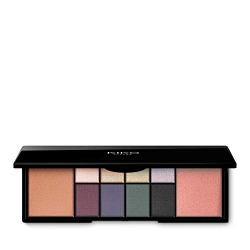 KIKO Milano Smart Eyes and Face Palette - 02, 30 g
