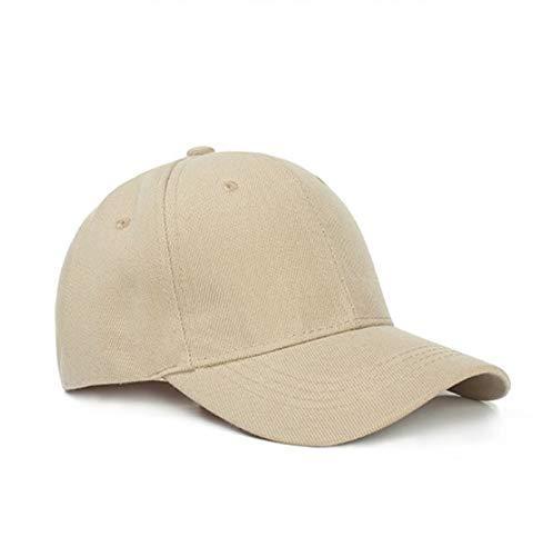 Gorra de béisbol Gorra de béisbol Personalizada Impresión Logotipo de Texto Foto Bordado Casual Sombreros Sólidos Color Puro Capas de Gorra Negra para Hombres Mujeres Sombrero