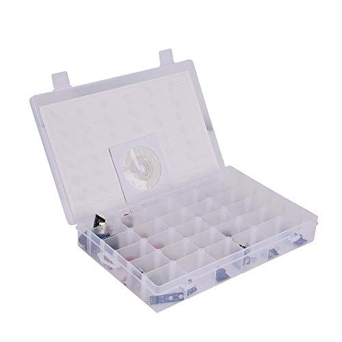 Kit de Módulo de Sensor 37 en 1, Conjunto de Sensores Eléctricos de Placa de Circuito con CD Tutorial, Kit con Sensor 37 para Arduino para Raspberry Pi Education