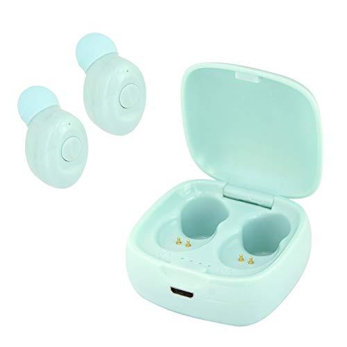 グルマンディーズ IIIIfit Bluetooth ワイヤレスステレオイヤホン ミントグリーン twc-01gr
