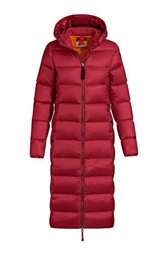 Parajumpers dames donsjas gewatteerde jas Leah - zwart/rood