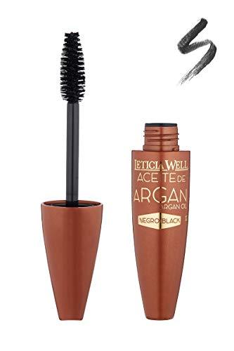 Leticia Well Mascara con el aceite de argán negro