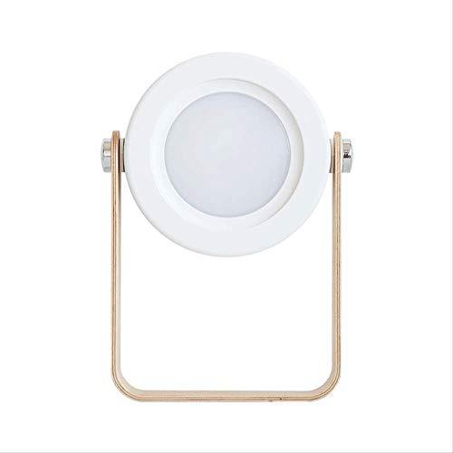 Lantaarn klein nachtlampje buiten draagbaar LED tafellamp bedlampje oplaadbaar
