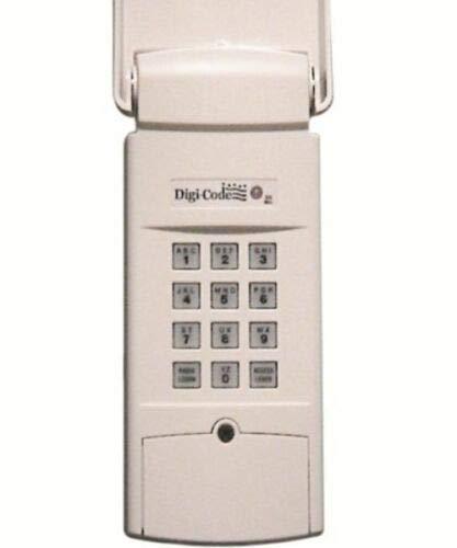 Best Buy! Digi-Code 5202 Wireless Digital Keyless Entry Gate Garage Keypad DigiCode DC5202