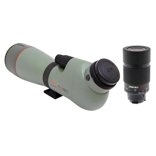 Review Kowa TSN-883 88mm/3.5 Angled Spotting Scope, 16.4' Min Focusing Distance, Fluorite Crystal L...