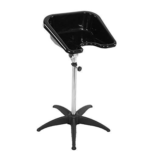 LZW Fregadero portátil para Lavar el Cabello de peluquería, Fregadero Ajustable para...